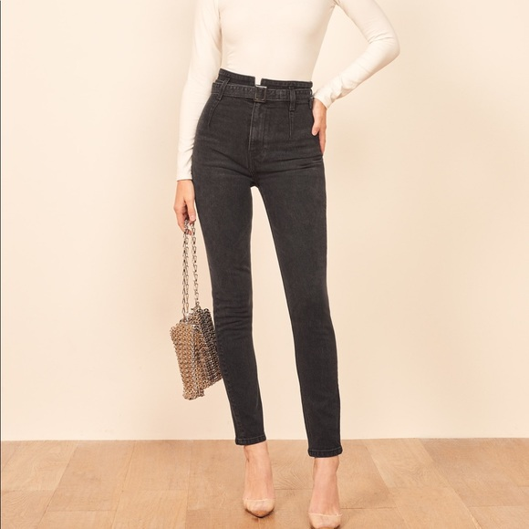 Reformation Denim - Reformation Kayo High & Skinny Jean size 28